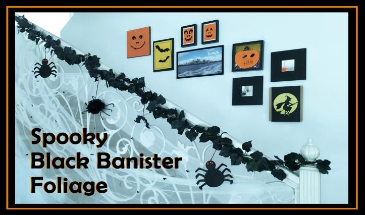 Black Banister Slide