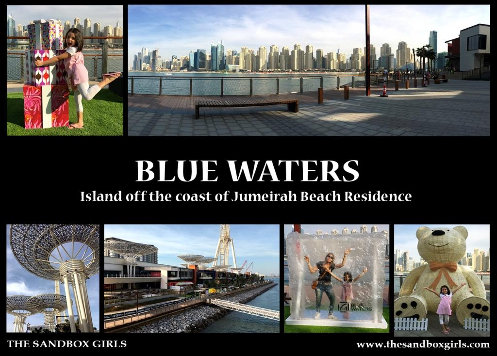 Blue Waters - The Sandbox Girls
